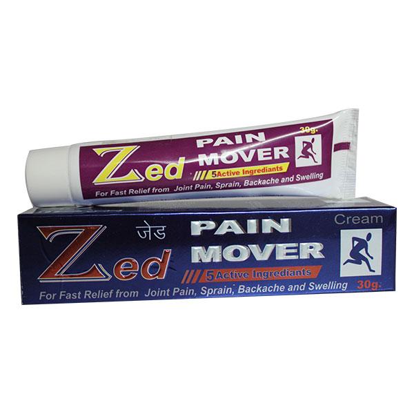 Zed Pain Mover Cream